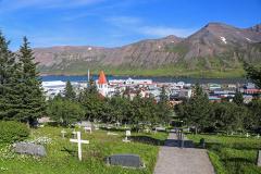 Siglufjördur_Friedhof_Island_21_