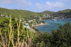 Bequia, Bucht von Bequia, St. Vincent, Grenadines, Karibik 20