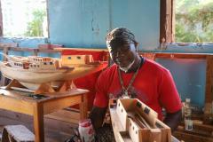 Bequia, Sargeant Brothers Model Boat Shop, St. Vincent. Grenadines. Karibik 20