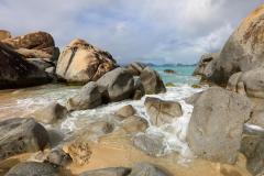 Britische Jungferninseln, The Baths, Kleine Antillen, Karibik, 20