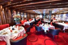 Nieuw Statendam - Restaurant © Frank Behling
