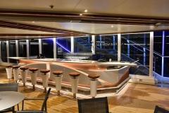 Nieuw Statendam - Bar an Deck © Frank Behling