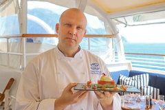 Seadream2, Executive-Chef Thomasz Koszlowsky, Seadream Cruises, Dubrovnik-Rom, 19