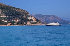 Seadream2,  aussen, Seadream Cruises, Dubrovnik, 19