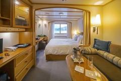 Seadream2, Suiten, Seadream Cruises, Dubrovnik-Rom, 19