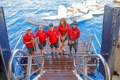 Seadream2, Wassersport-u-Team, Seadream Cruises, Dubrovnik-Rom, 19