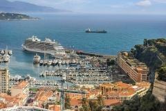 Seven Seas Explorer - Monaco © enapress.com