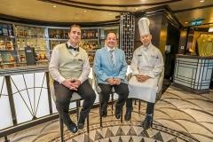 Seven Seas Explorer - Chefs © enapress.com
