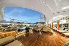 Seven Seas Explorer - Deck © enapress.com