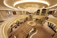 Seven-Seas-Splendor_Lobby-u-Rezeption-Deck-5_Regent_20, Foto: enapress.com