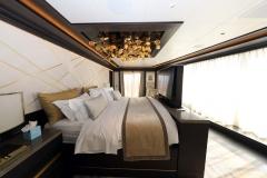 Seven-Seas-Splendor_Regent_Regent-Suite_Master-Bedroom_Bett, Foto: enapress.com